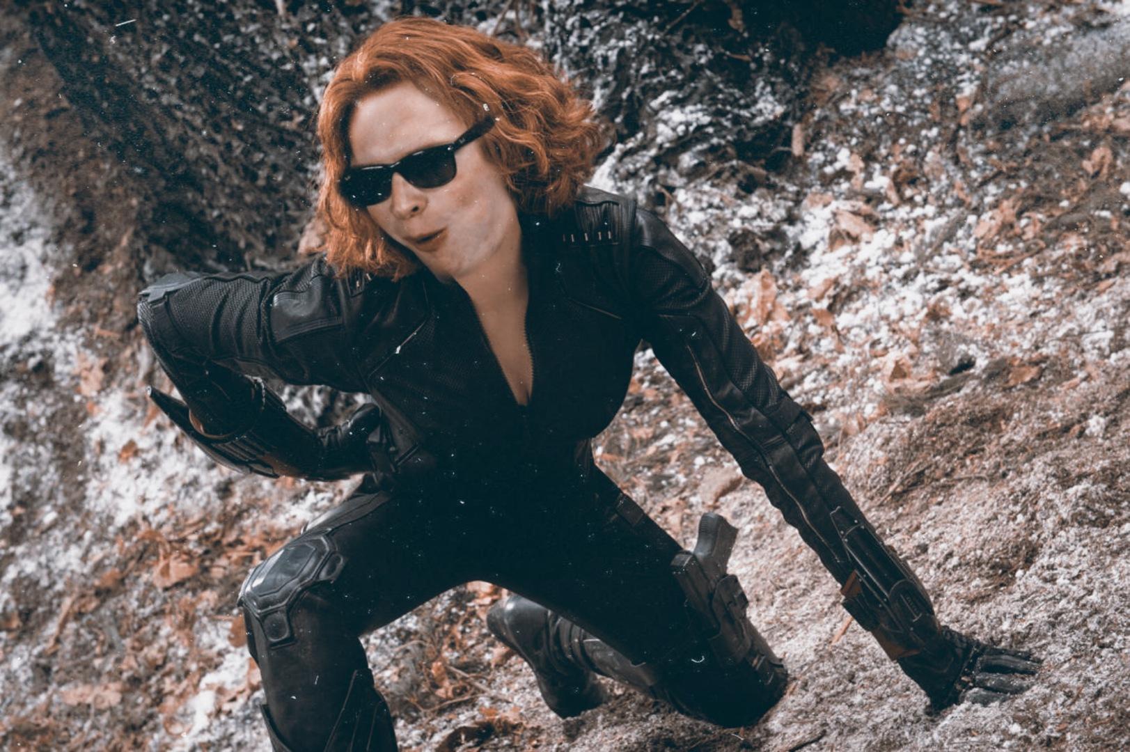 Ronin-Widow
