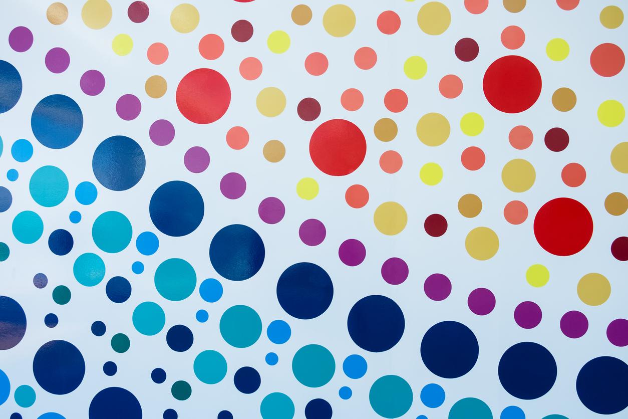 Dot wallpaper, dot information on the dot spot