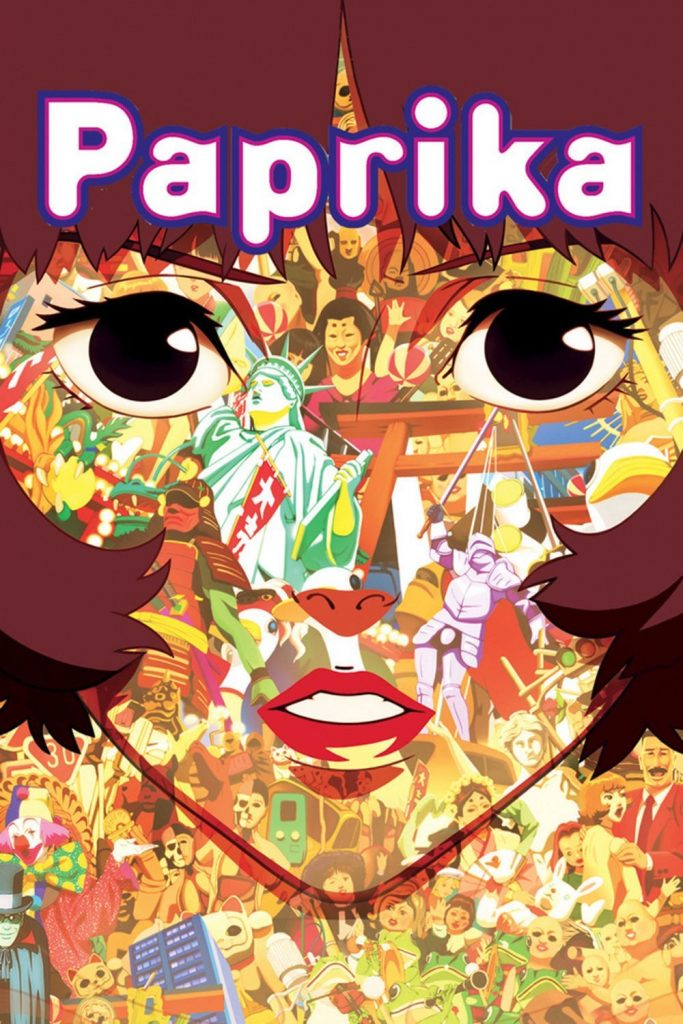 Poster for Paprika (2006)