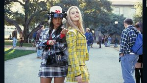 Cast from the movie Clueless in the 90s.